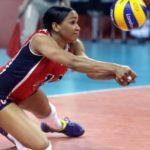 Milagros Cabral ex capitana de la selección de voleibol será inmortalizada
