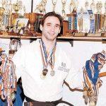 Vicbart Geraldino es electo para la inmortalidad del Deporte en el Ceremonial del 11 de noviembre